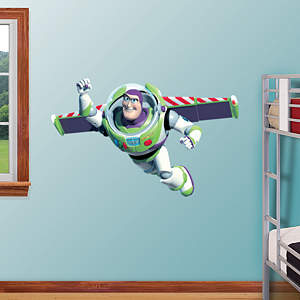 Buzz Lightyear Fathead Wall Decal